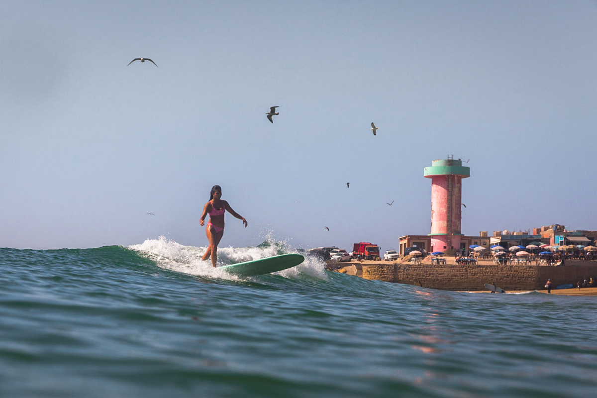 Surf villa in Imsouane