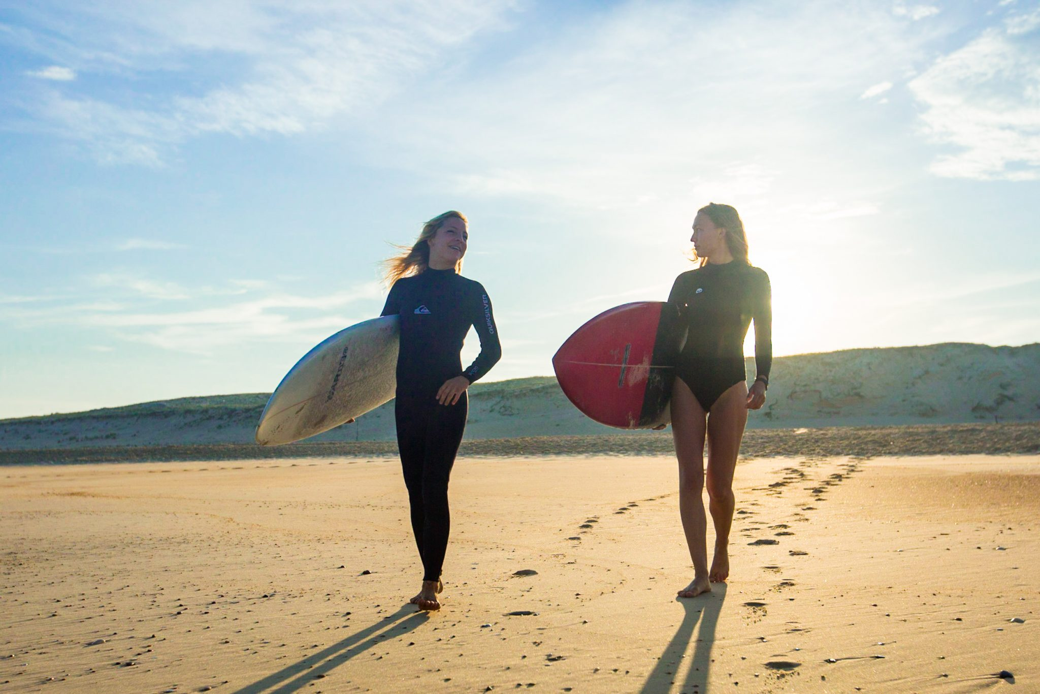 Surf Lifestyle in Moliets