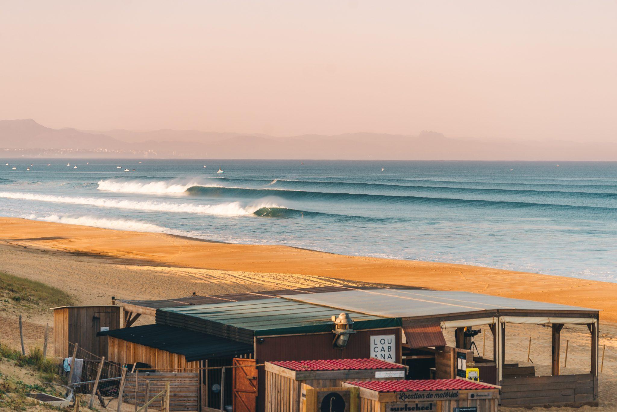 pure Surfcamps die besten Wlelen in Frankreich