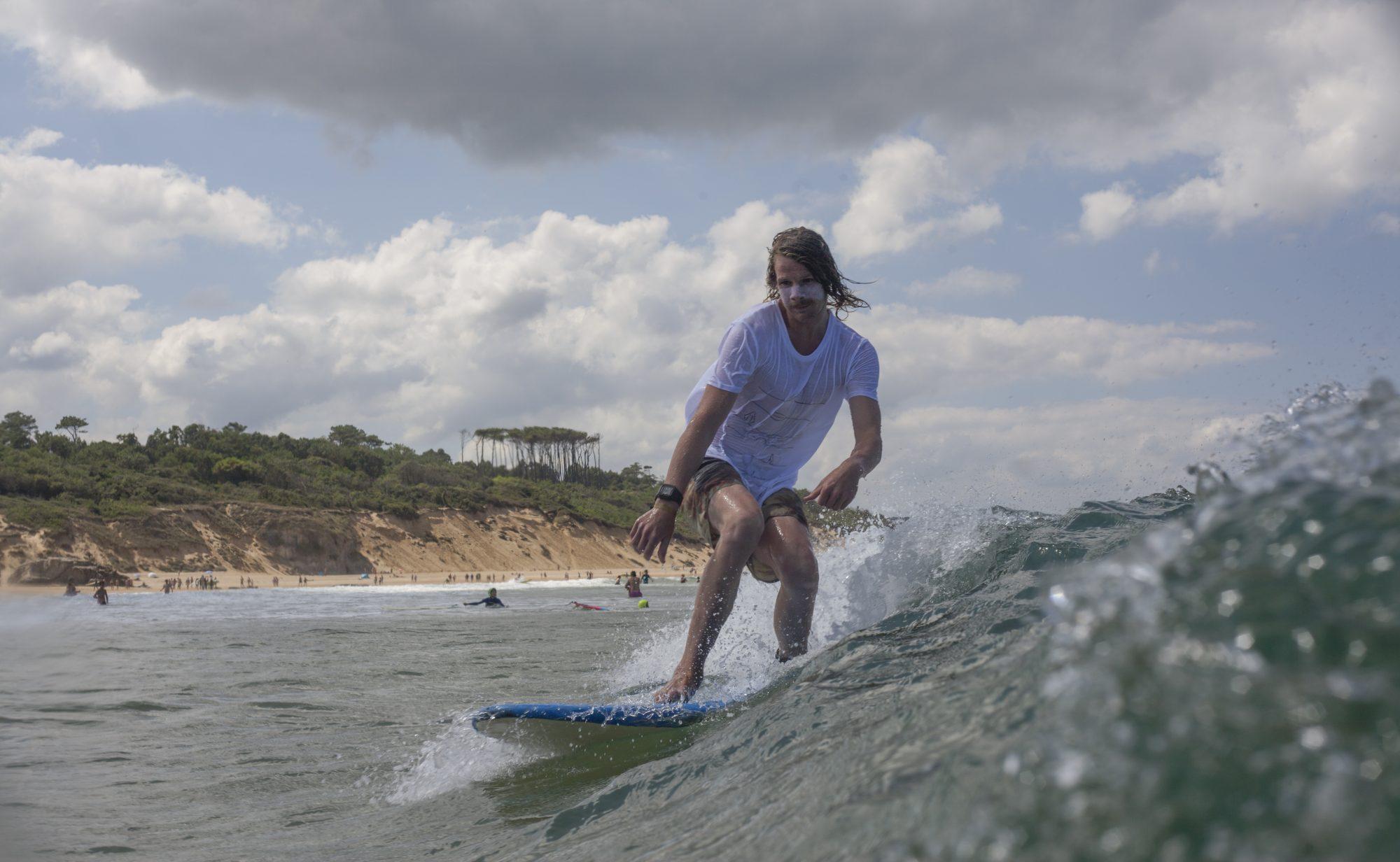 Ist ein Soft Top Board zum surfen geeignet