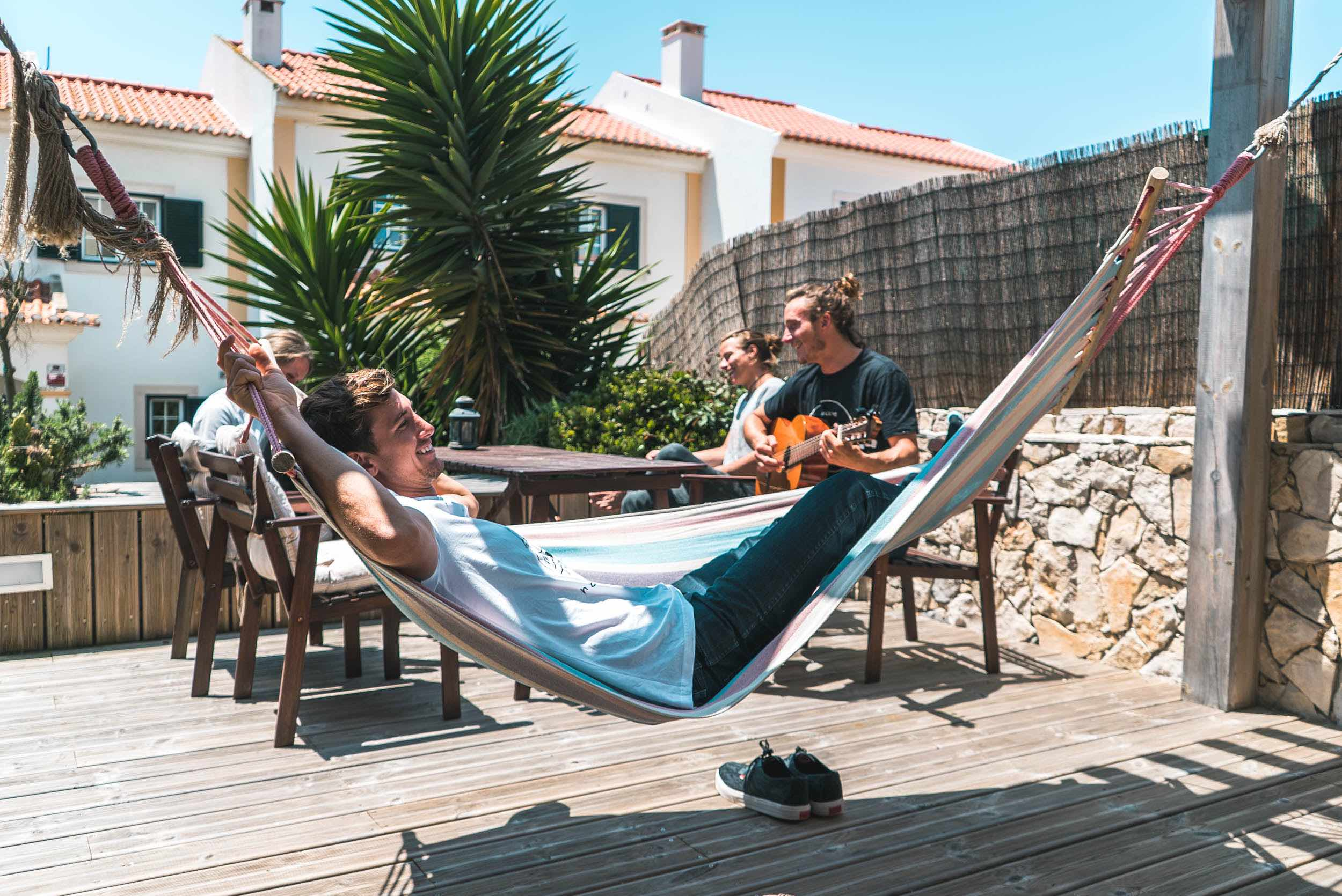 Surf and art House Ericeira CHill 2