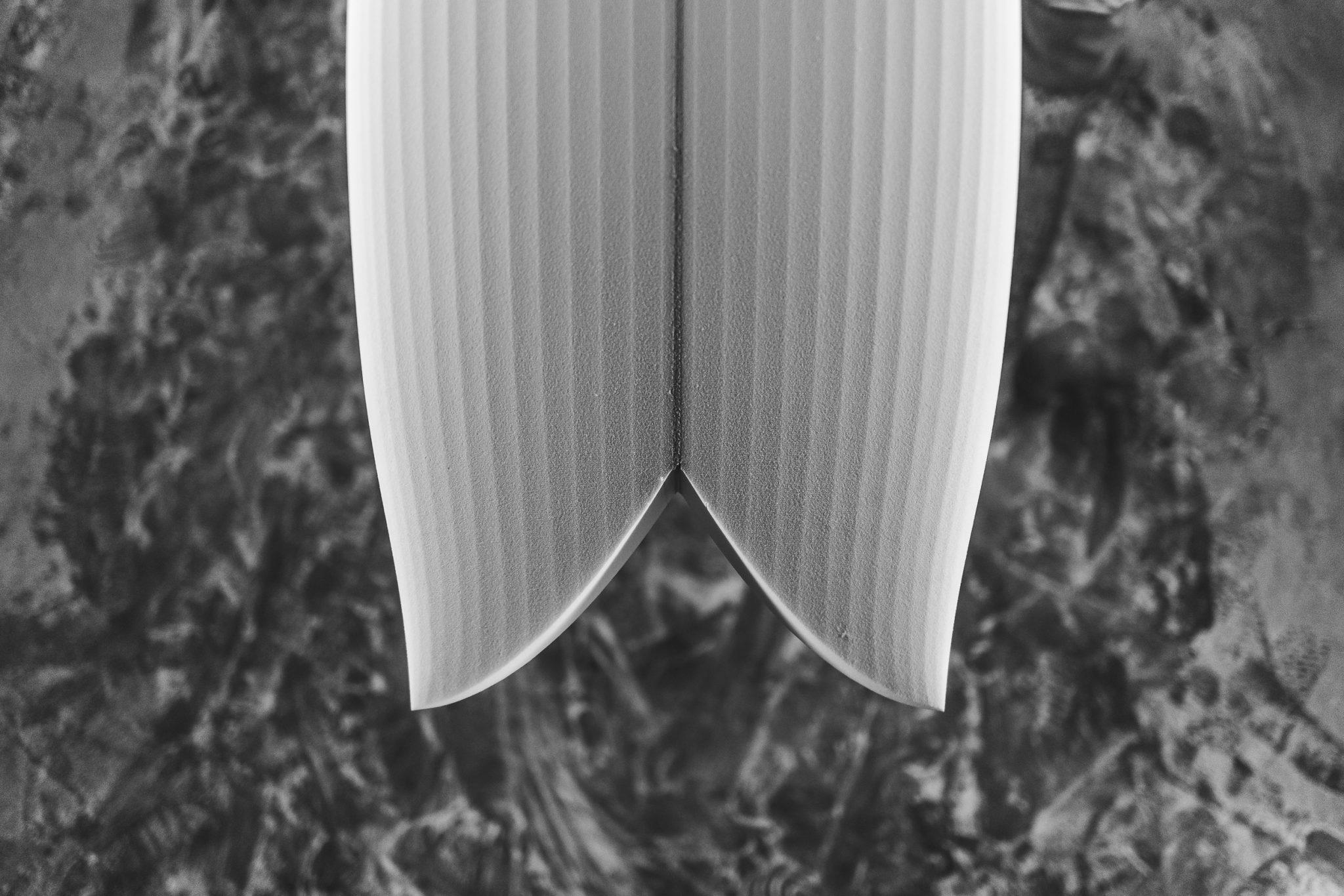 "Tail: ""das Ende (hinterer Teil) des Surfboards"""