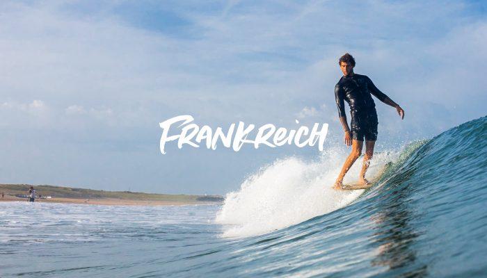 Frankreich Moliets Surf Summer