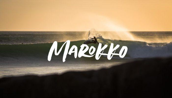 Marokko surf Anza perfekte Konditionen