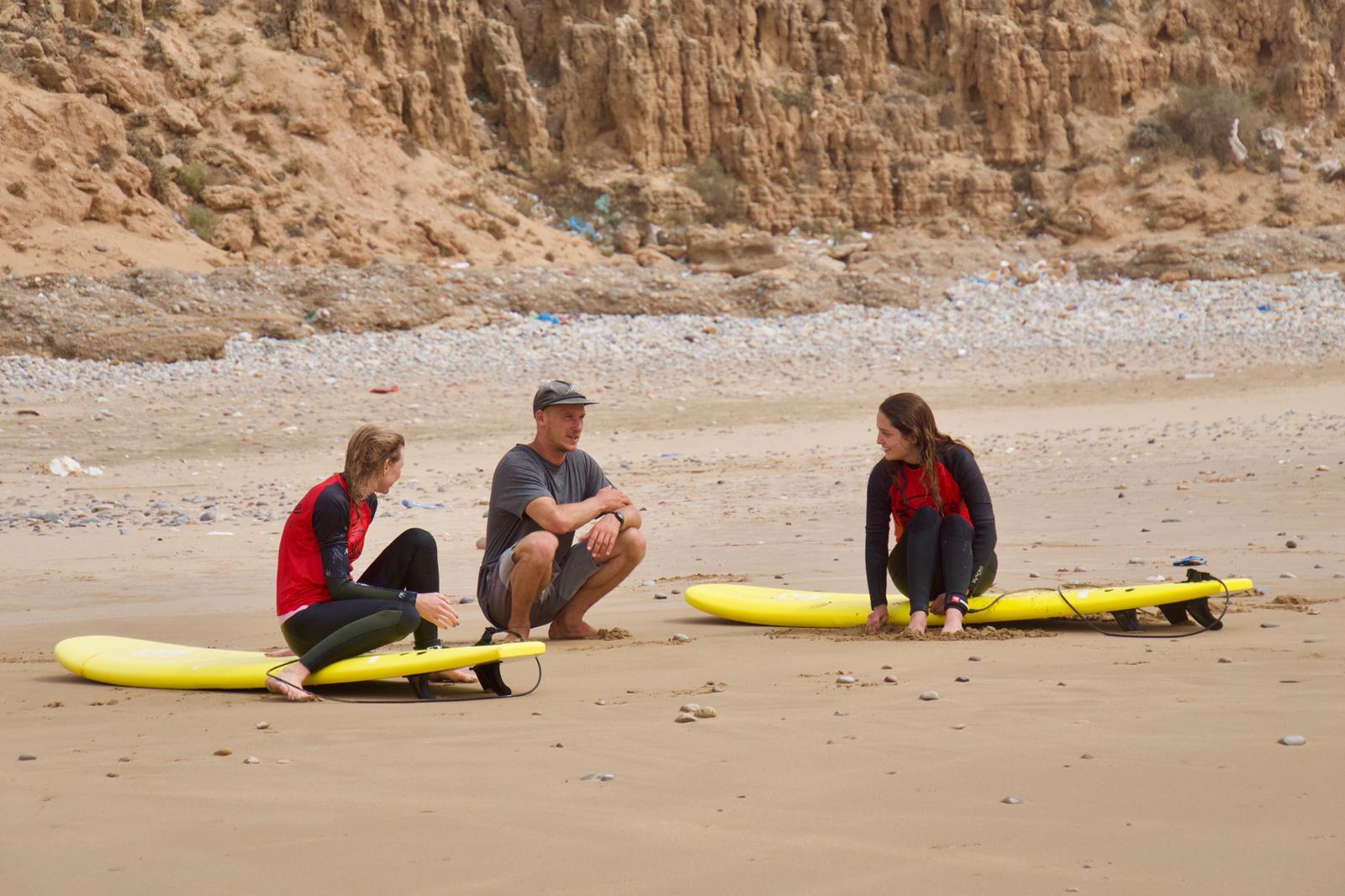 Surflehrer in Marokko Jonas2