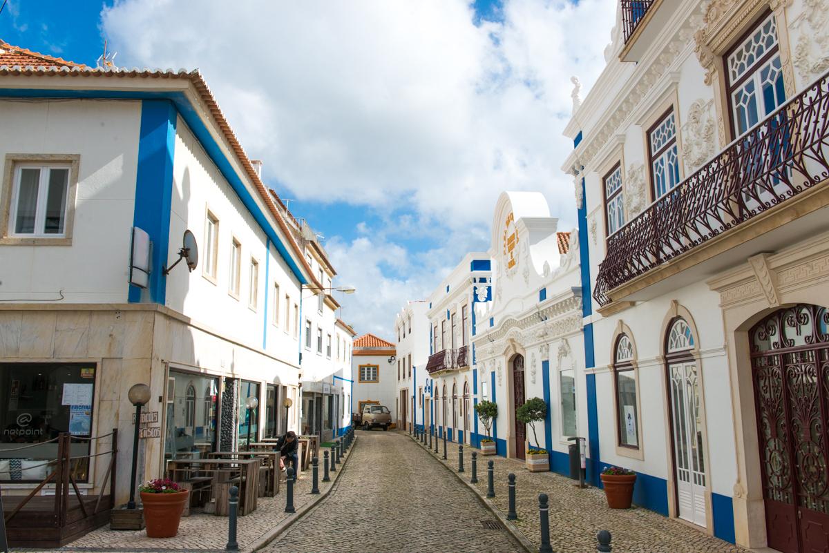 Lars Jacobsen-Ericeira der KLassiker im Portugal Urlaub