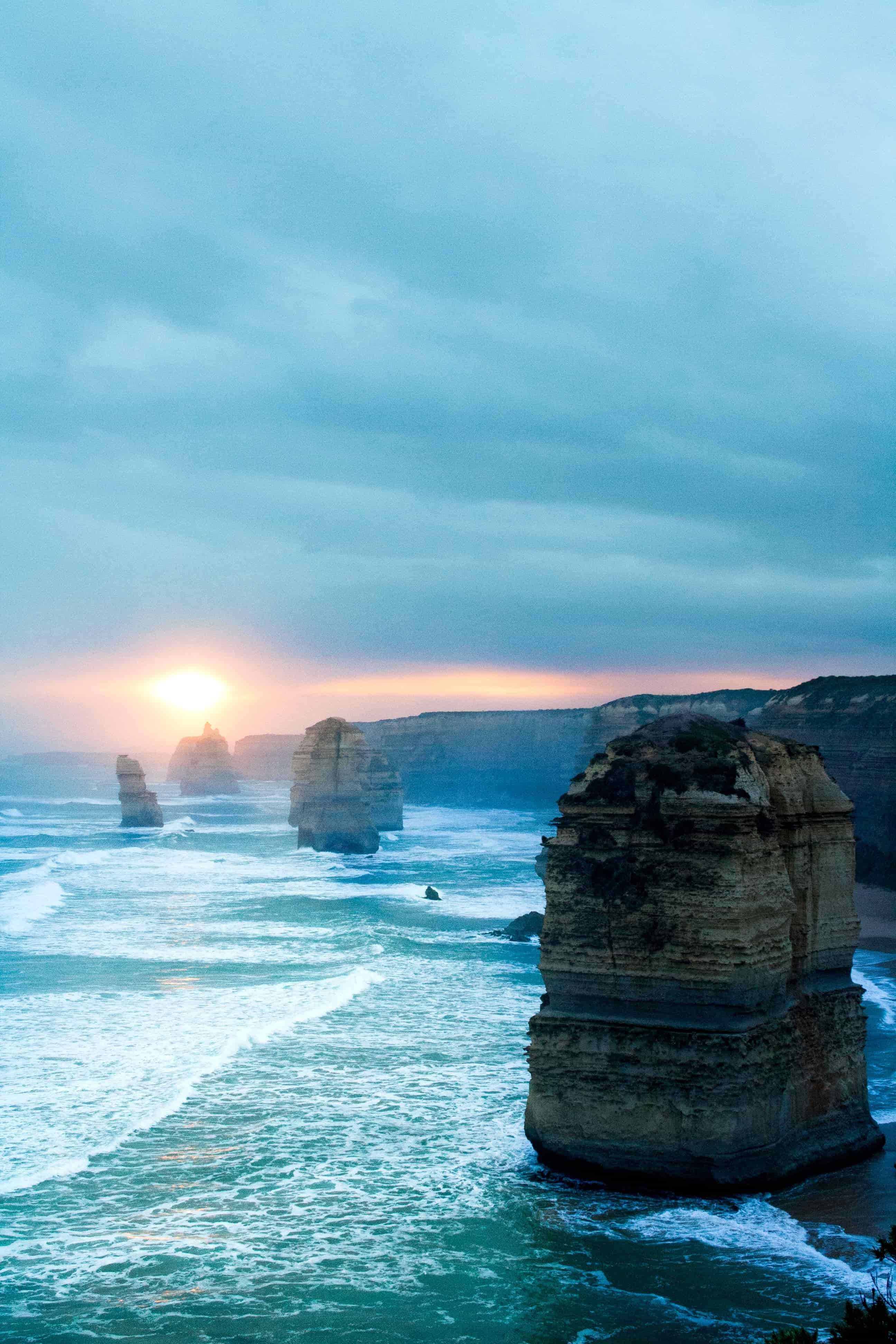 Australien und surfen der traumhafte KOntinent